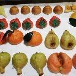 Frutta Martorana metodo a freddo
