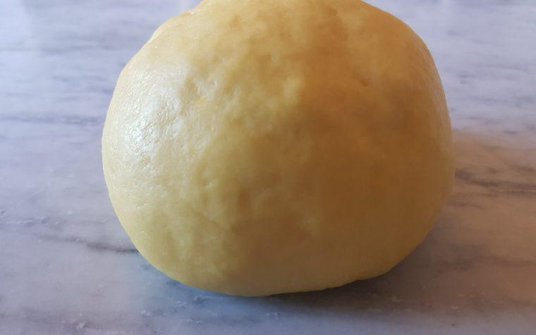 Impasto per pasta all'uovo