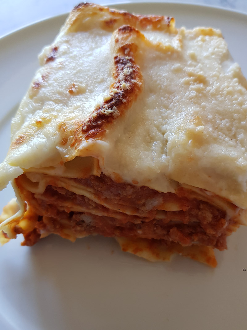 Ricetta Lasagne Kenwood.Le Lasagne Mirandolina In Cucina Prepara Le Lasagne