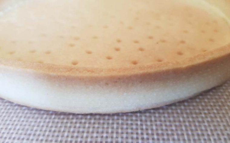 Frolla per teglie microforate